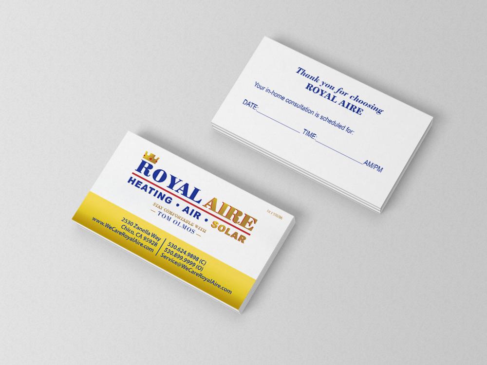 Custom Business Card Version 1 | Bedrock Markets
