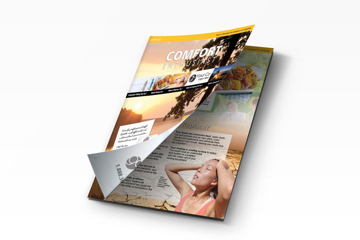 Summer Comfort Enthusiast Newsletter